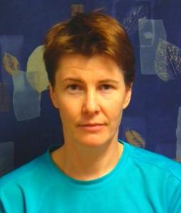 Tiina Virkajärvi, fysioterapeutti